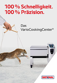 Rational VarioCookingCenter 220x320